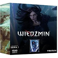 Witchcraft - Yennefer - Official Puzzle - Puzzle