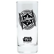 STAR WARS Tie Fighter - glass - Glass for Cold Drinks