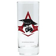 ASSASSINS CREED Bird & Crest - Glass - Glass for Cold Drinks
