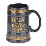 Game Of Thrones I Know Things - tankard - Mug