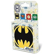 DC Comics set - Coasters - Pad