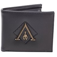 Assassin's Creed Odyssey Metal Logo - Wallet - Wallet