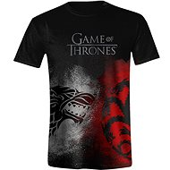 Game of Thrones Sigil Face - T-Shirt - XXL - T-Shirt
