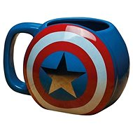 Marvel Captain America 3D - Mug - Mug