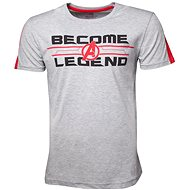 Avengers Become A Legend - T-Shirt - T-Shirt