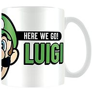 Here We Go Luigi - Mug - Mug