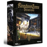 Kingdom Come Deliverance - Puzzle