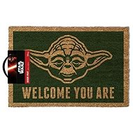 Star Wars Yoda - Doormat - Doormat