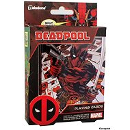 Deadpool Comic Book - playing cards