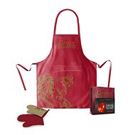Game Of Thrones Lannister - kitchen set - Apron