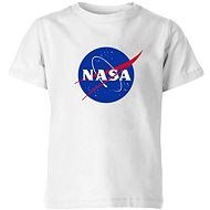 NASA Logo White - T-Shirt - T-Shirt