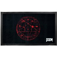 DOOM Pentagram - Doormat - Doormat