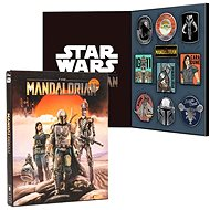 Star Wars: The Mandalorian Pin Set Badges