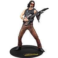 Cyberpunk 2077 - Johnny Silverhand Guitar - Figurine - Figure