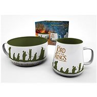 Lord Of The Rings - Fellowship - ceramic set - Gift Set