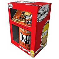 The Simpsons - Duff Beer - gift set - Gift Set