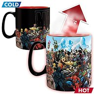Marvel Heroes -  Changing Mug - Mug