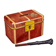 Harry Potter Hogwarts - A Treasure Chest with a Magic Wand - Cash Box