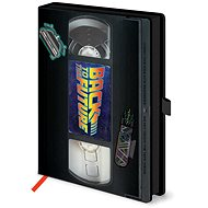 Back to the Future - Great Scott - Notebook
