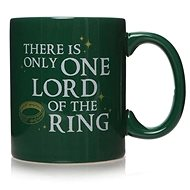 The Lord of the Rings - Only One Lord - Ceramic Tankard - Mug