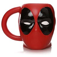 Deadpool Head - 3D Ceramic Mug - Mug
