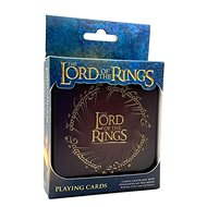 Lord Of The Rings - One Ring - Playing Cards - Cards