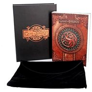 Game of Thrones - Fire and Blood - Notebook in a Gift Box - Notebook