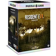 Resident Evil 7: Main House - Puzzle