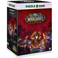 World of Warcraft Classic: Onyxia - Puzzle