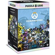 Overwatch: Heroes Collage - Puzzle
