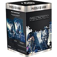 Dishonored 2: Throne - Good Loot Puzzle - Puzzle