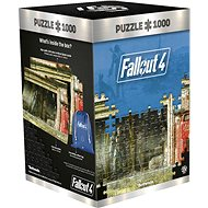 Fallout 4: Garage - Good Loot Puzzle - Puzzle
