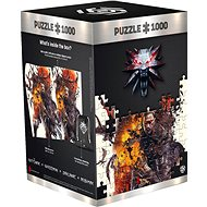 The Witcher: Monsters - Good Loot Puzzle - Puzzle