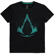 Assassins Creed Valhalla - Crest Grid - T-Shirt - T-Shirt