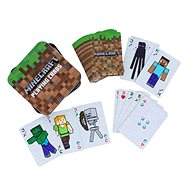 Minecraft - Playing Cards in a Tin Box - Cards