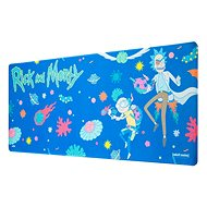 Rick and Morty - a game board on the table - Mouse/Keyboard Pad
