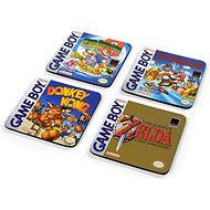 Gameboy Classic Collection - coasters - Coaster