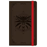 The Witcher 3 - Wolf Logo - Notebook