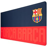 FC Barcelona - Forca Barca - Game mat on the table - Mouse/Keyboard Pad