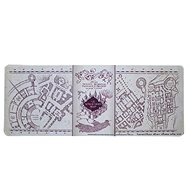 Harry Potter - Marauders Map - Game mat on the table - Mouse/Keyboard Pad