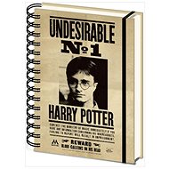 Harry Potter - Sirius and Harry - 3D Transform Notebook - Notebook