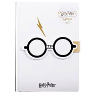 Harry Potter - Lightening Bolt - Notebook - Notebook
