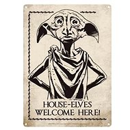 Harry Potter - Dobby - 3D Tin Sign for Wall or Door - Sheet