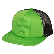Minecraft - Creeper Youth - Cap