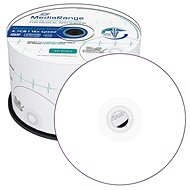 MEDIARANGE DVD-R Medical 4.7GB 16x spindl 50pcs Inkjet Printable - Media