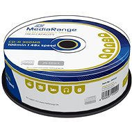 Mediarange CD-R 900MB 48x Spindle 25pcs - Media