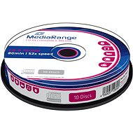MediaRange CD-R 10pcs cakebox - Media