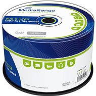 MediaRange DVD-R 50pcs cakebox - Media