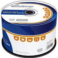 MediaRange DVD+R 50pcs cakebox - Media