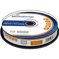 MediaRange DVD + R 4.7GB, 10pcs